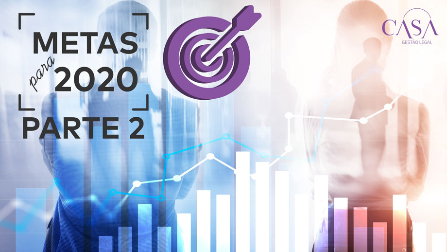 Metas para 2020 – Parte 2